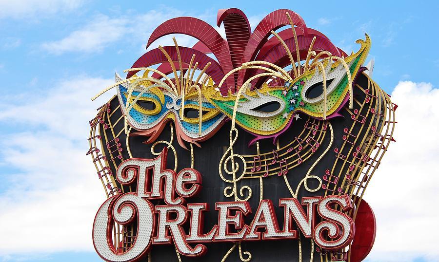 Mardi Gras Photograph - The Orleans Hotel by Cynthia Guinn