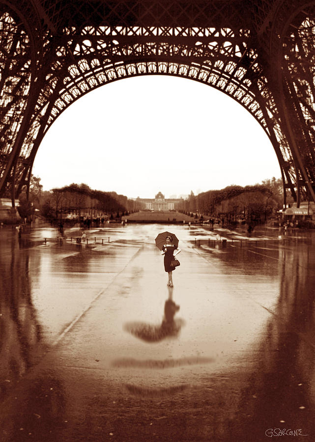 The Other Face Of Paris Photograph