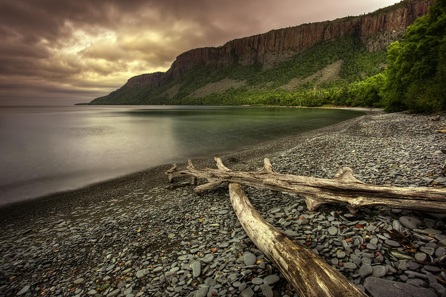 Bay Photograph - The Other Side Of Giant by Jakub Sisak