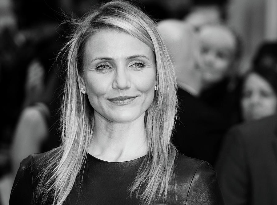 The Other Woman - Uk Gala Premiere - Photograph by Anthony Harvey