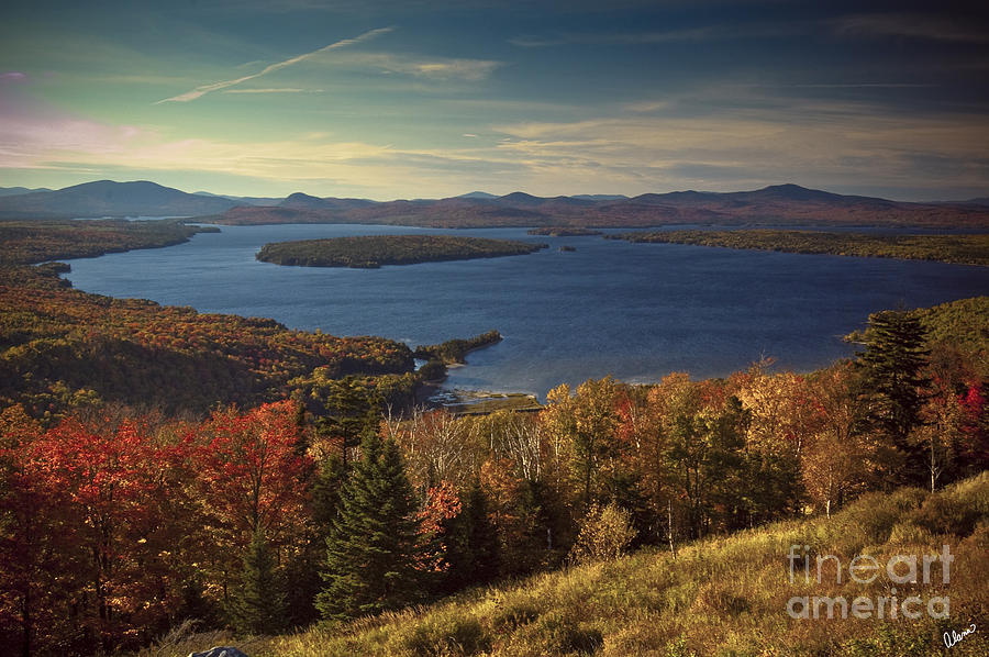 Rangely Photograph - The Overlook by Alana Ranney