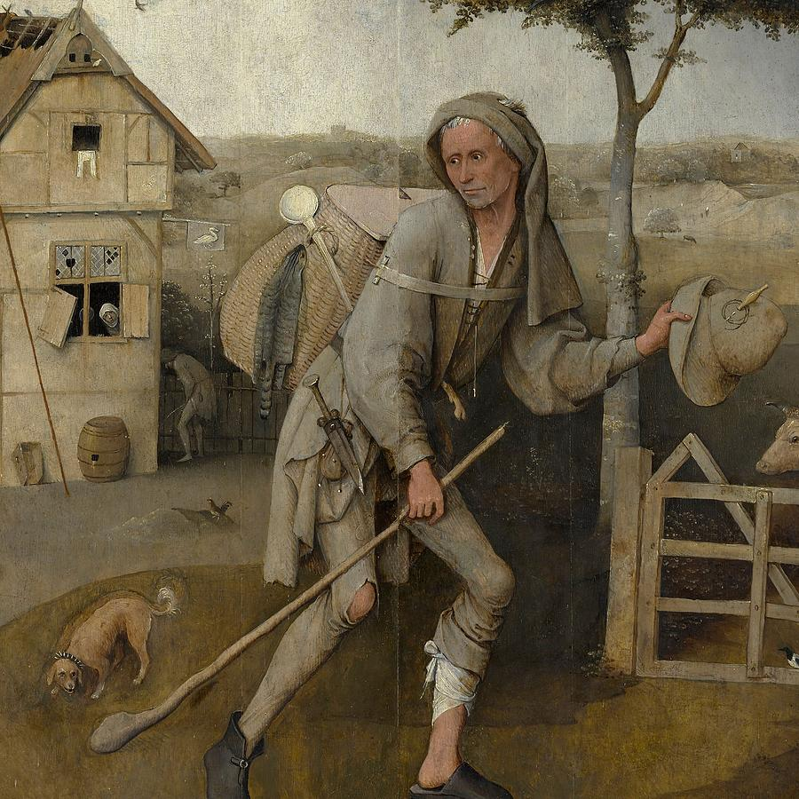 Hieronymus Bosch - The Divided Self