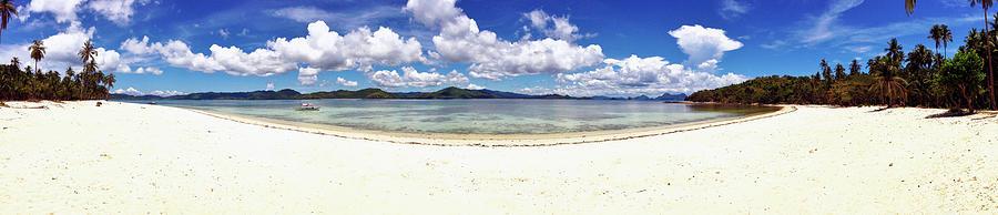 The Philippines, Palawan Province, El Photograph by Tropicalpixsingapore