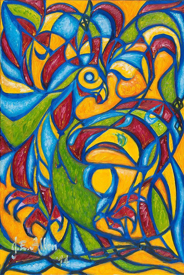 The Phoenix by Joseph Allen