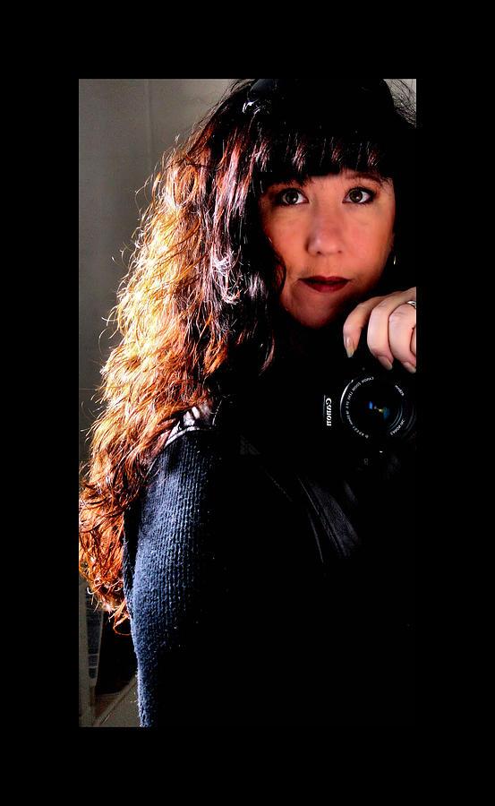 Photographer Photograph - The Photographer by Karen Scovill
