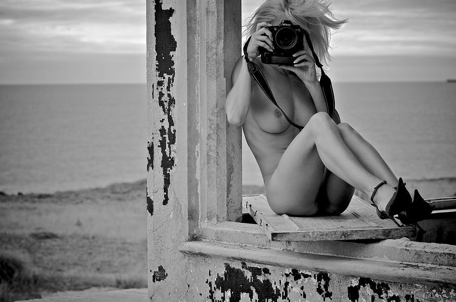 The Photographer Photograph - The Photographers#4 by Jose Maria Pimentel