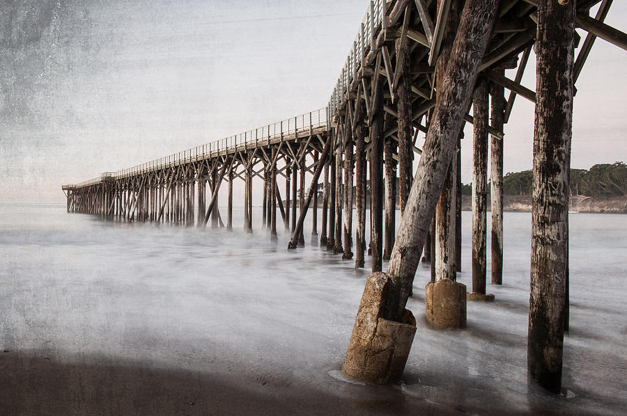 The Pier by George Buxbaum