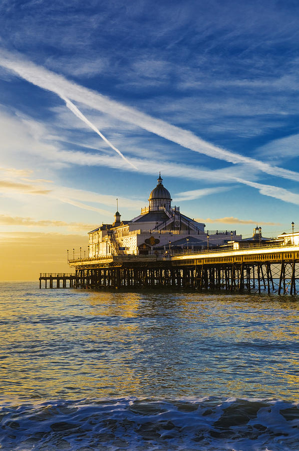 Pier Photograph - The Pier by Mick House