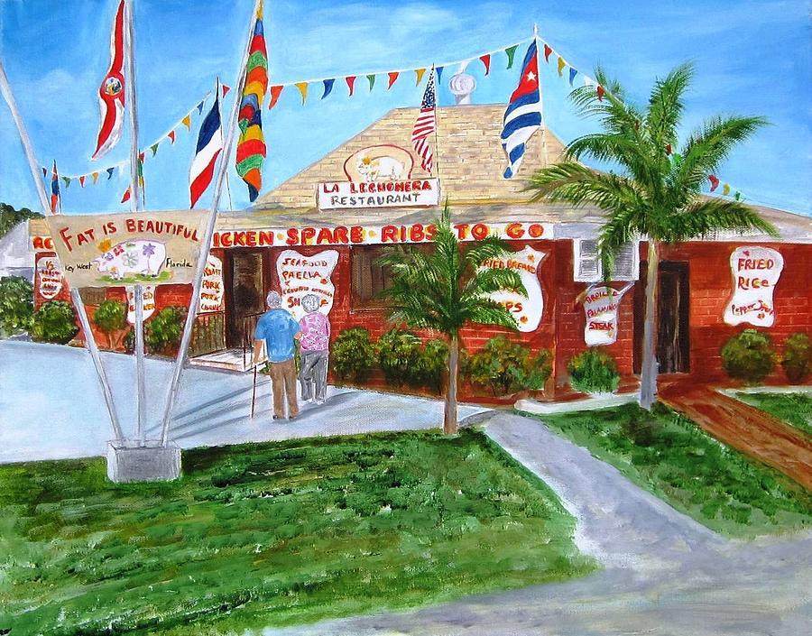 The Pig Restaurant by Linda Cabrera