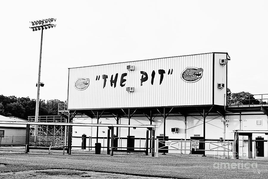 The Pit Photograph - The Pit by Scott Pellegrin