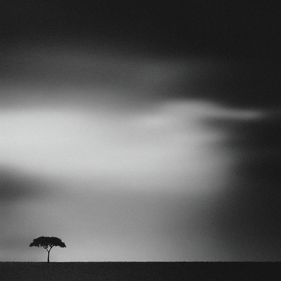 Africa Photograph - The Plains by Piet Flour
