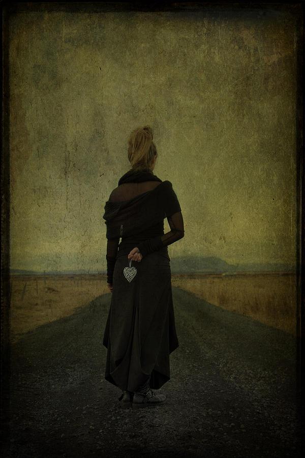 Love Photograph - The Power Of Goodbye by Evelina Kremsdorf