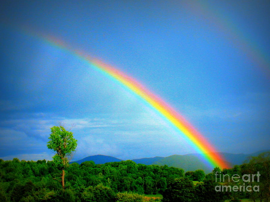 Shenandoa Valley Photograph - The Promise by Patti Whitten