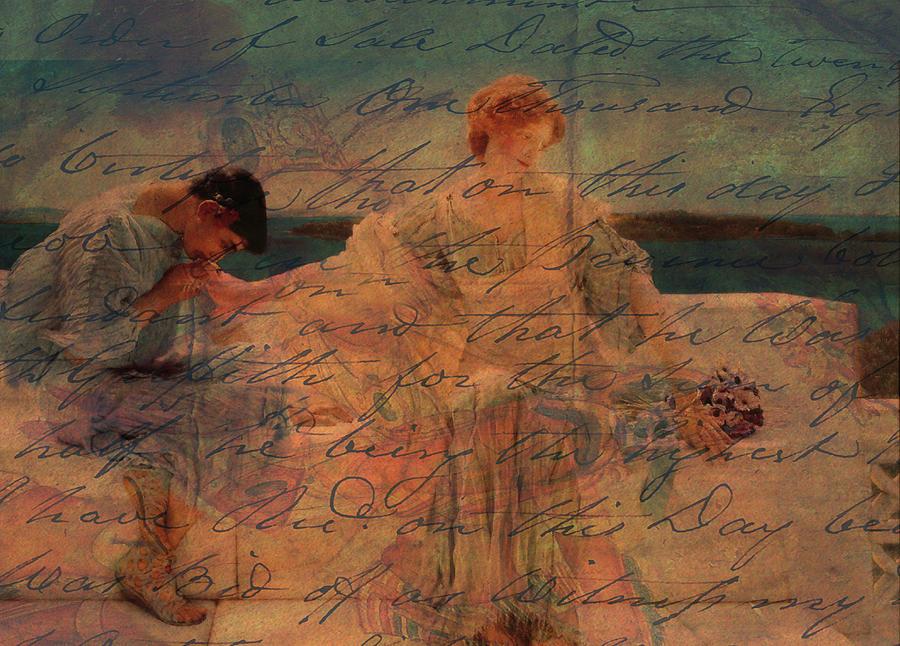 Proposal Digital Art - The Proposal by Sarah Vernon