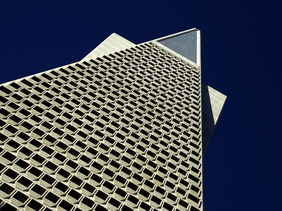 San Francisco Photograph - The Pyramid by Bill Gallagher