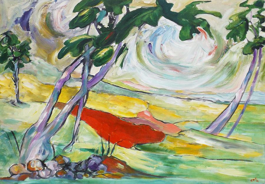 The Redlands by Gloria Dietz-Kiebron