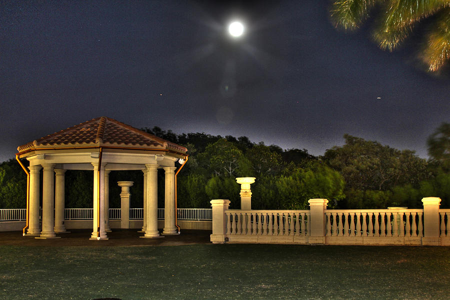 America Photograph - The Resort At Marina Village by Ash Sharesomephotos