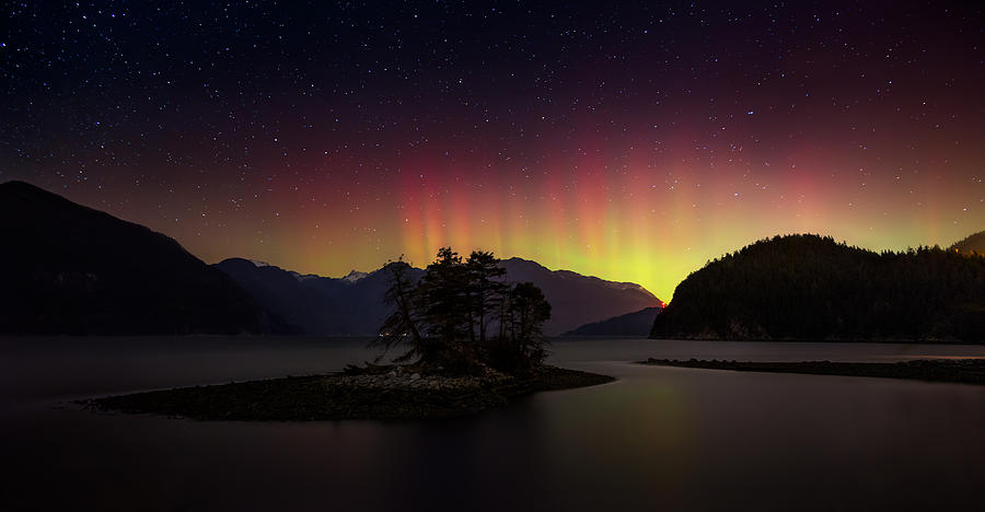 The Return of the Aurora Borealis by Alexis Birkill