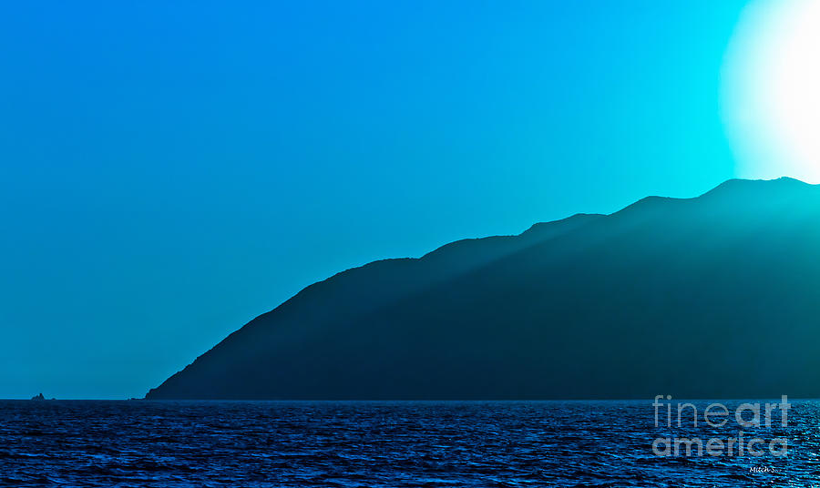 Blue Photograph - The Rhythm Of The Blues by Mitch Shindelbower