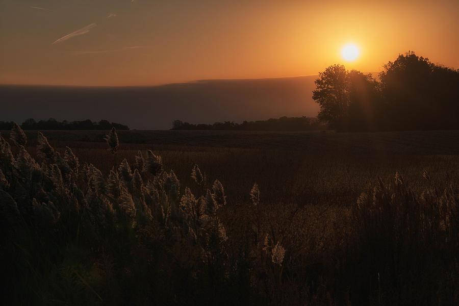 Landscape Photograph - The Rising by Darlene Bushue