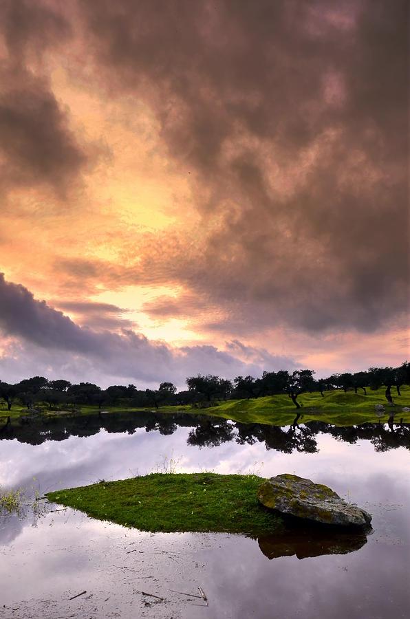 Landscape Photograph - The Rock by Joao Santos