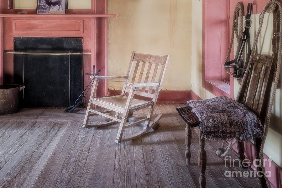 The Rocking Chair Photograph