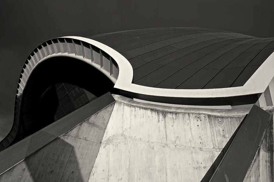 Newcastle Photograph - The Roof Of The Sage by Stephen Taylor