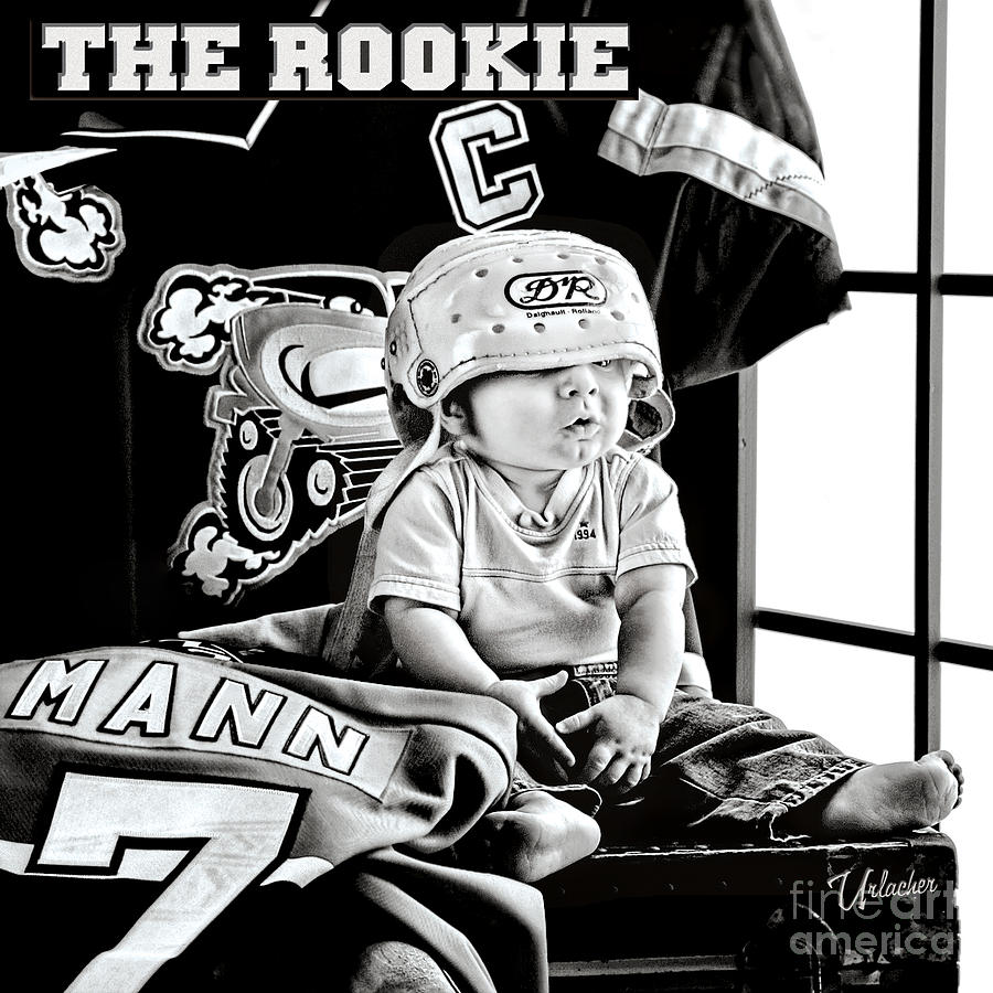 The Rookie by Elizabeth Urlacher