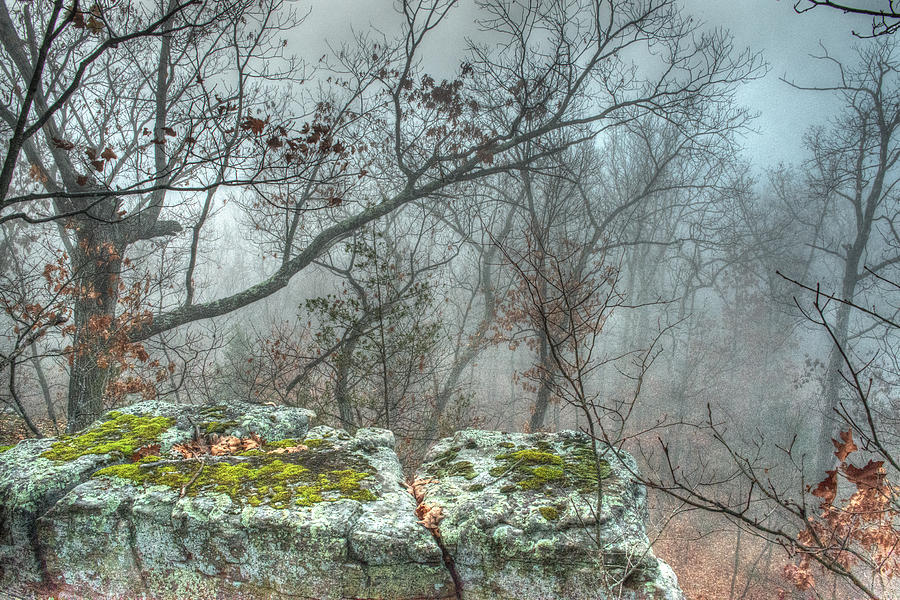 The Sacrificial Altar Of Prometheus Photograph - The Sacrificial Altar Of Prometheus by William Fields