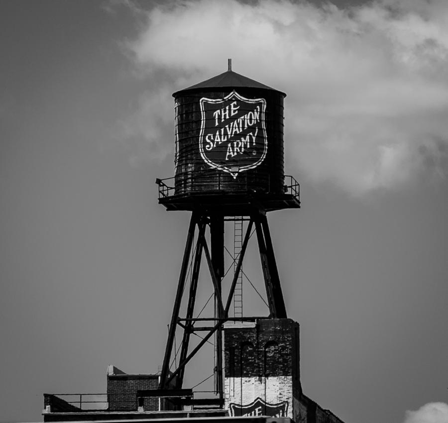 Chicago Photograph - The Salvation Army by Ricardo Williams