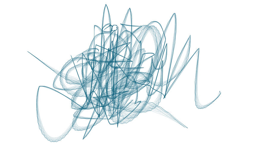 Scribble Drawing In Art Therapy : The scribble digital art by fabian cardon