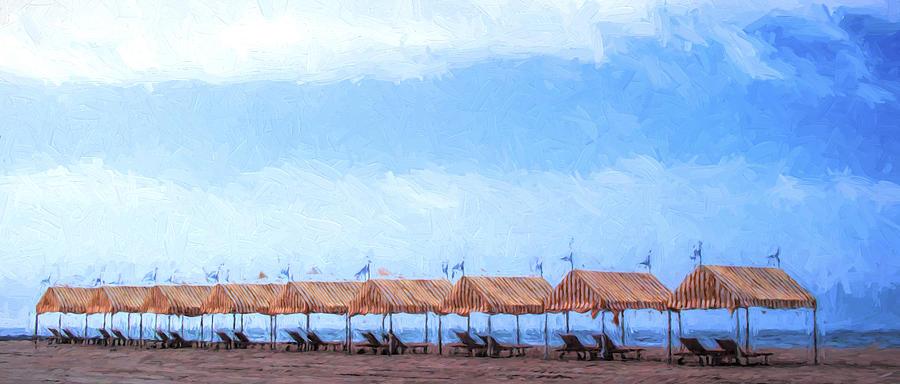 Beach Photograph - The Season Ends by David Kay