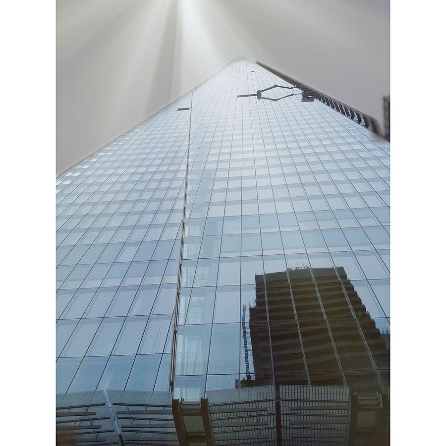 The Shard Photograph by Maeve O Connell