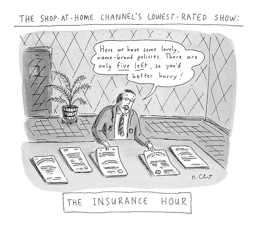 The Shop-at-home Channels Lowest-rated Show: The Drawing by Roz Chast