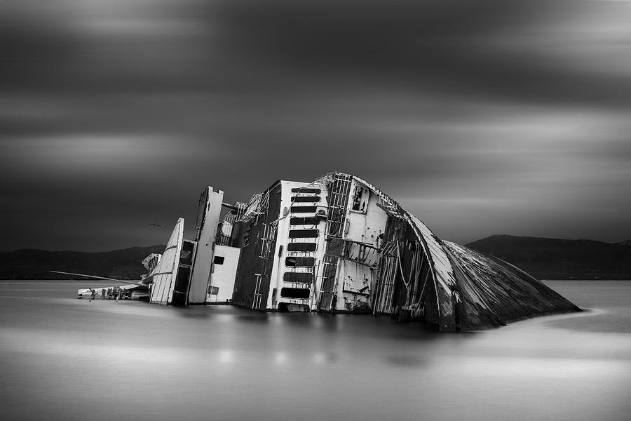 Greece Photograph - The Song Of The Sirens by Chris Vasiliadis