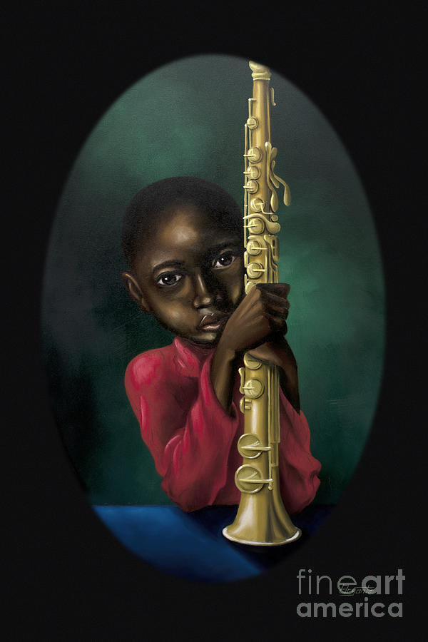 The Soprano by Clement Bryant