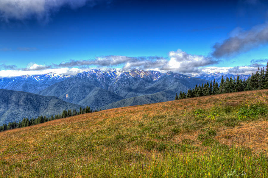 Alpine Photograph - The Sound Of Music by Heidi Smith