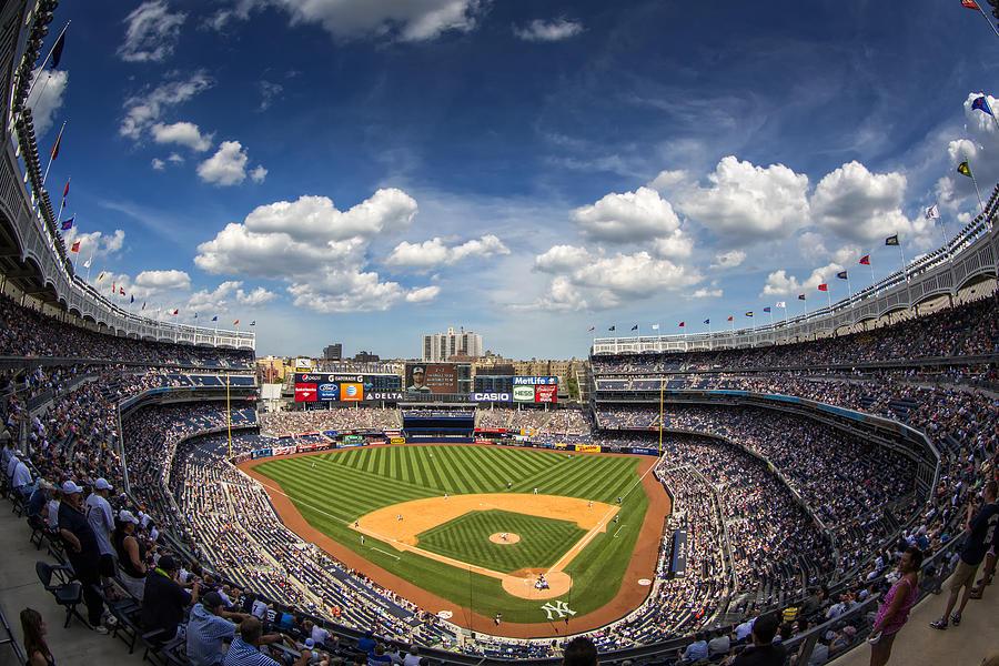 The Stadium Photograph
