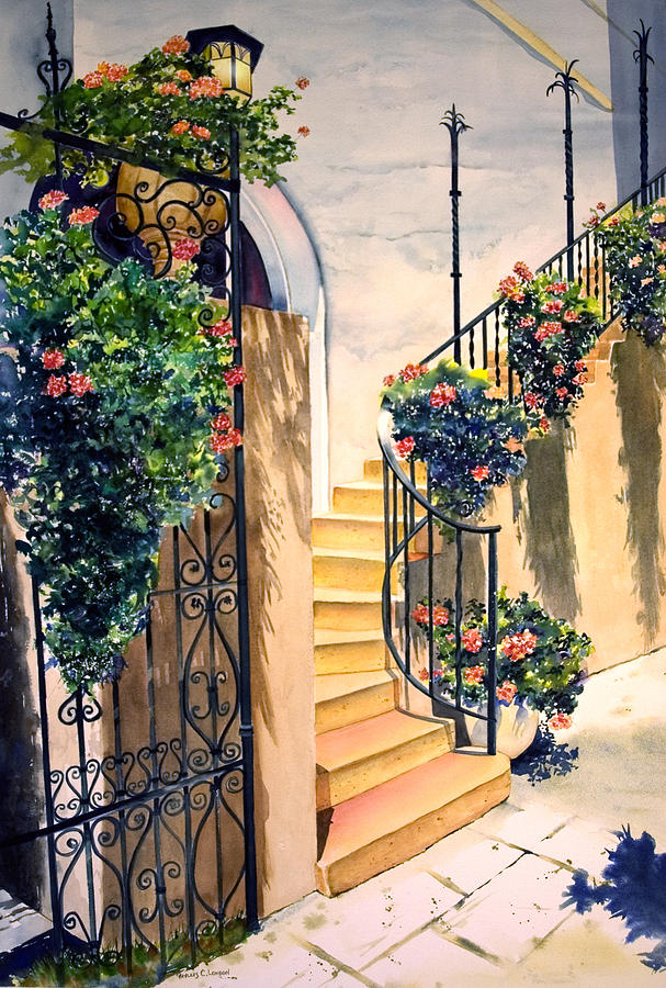 The Stairway by Phyllis London