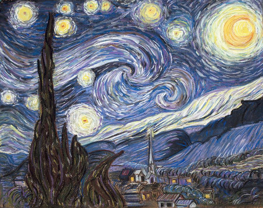 The Starry Night by Dale Bernard