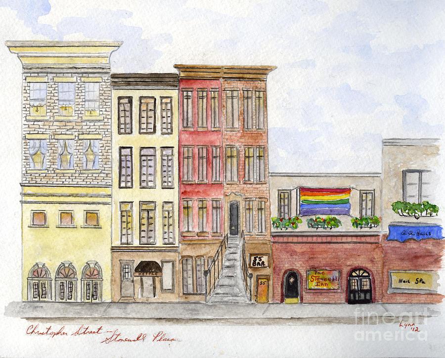 The Stonewall Inn by AFineLyne