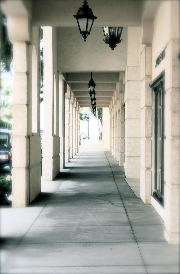 Street Pyrography - The Street by Brigitte Balbinot