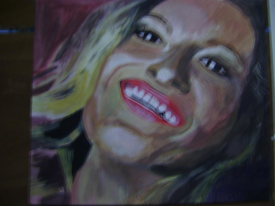 Success Painting - The Success Of Laughter by Victor Ablorh