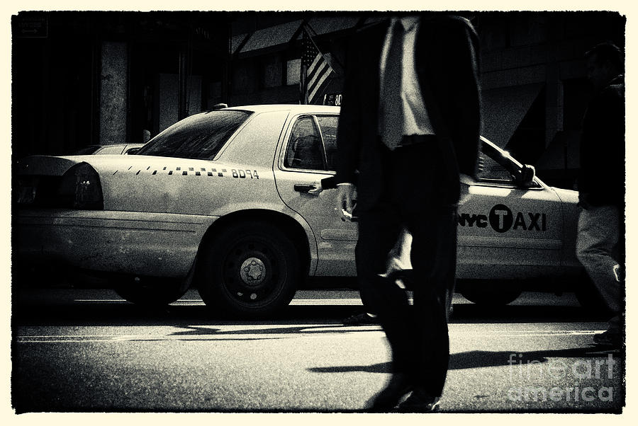 The Suit New York City Photograph