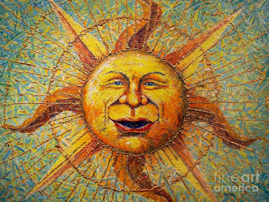 CBS sun - The Sun King by Gail Allen