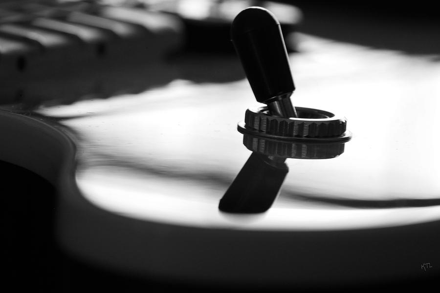 Guitar Photograph - The Switch by Karol Livote