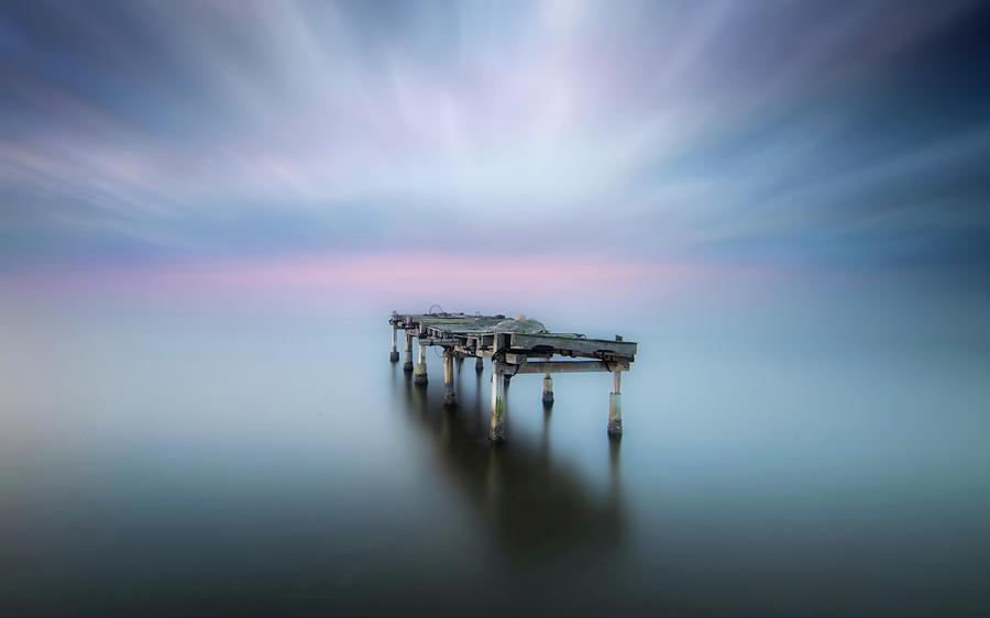 Tarragona Photograph - The Table by Joaquin Guerola