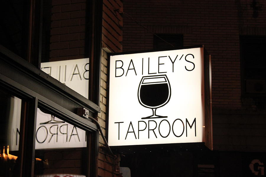Bar Photograph - The Taproom by Kyle Harrigan