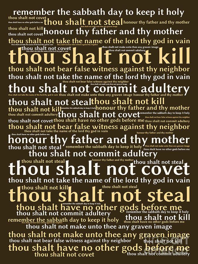 commandments of jesus christ pdf