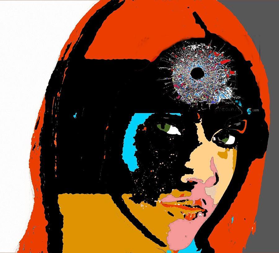 The Third Eye Digital Art